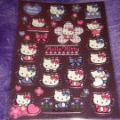 Pink Metallic Hello Kitty Sticker Sheet