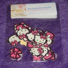 Hello Kitty Pink Metallic Sticker Flakes