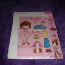 Q-Lia Fitting Room Girls Letter Set Kawaii