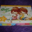 Crux Precious Friends Large Memo Pad Kawaii