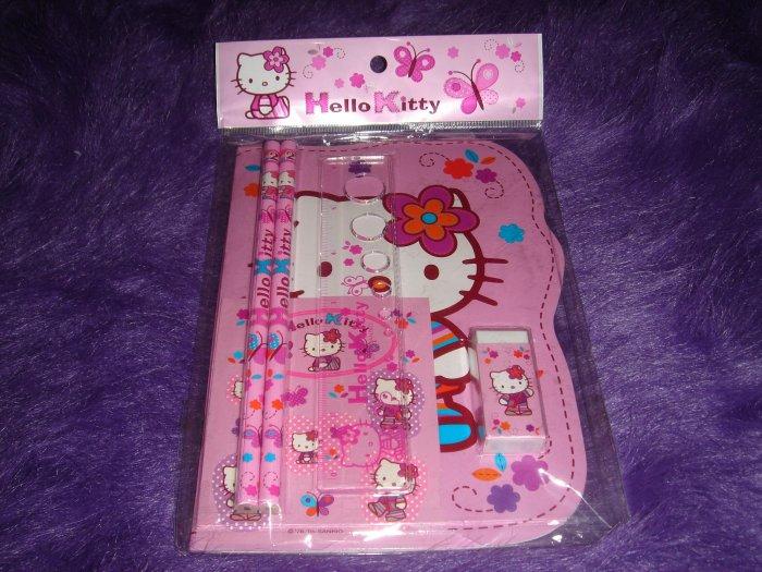 Hello Kitty Stationery Set Sanrio