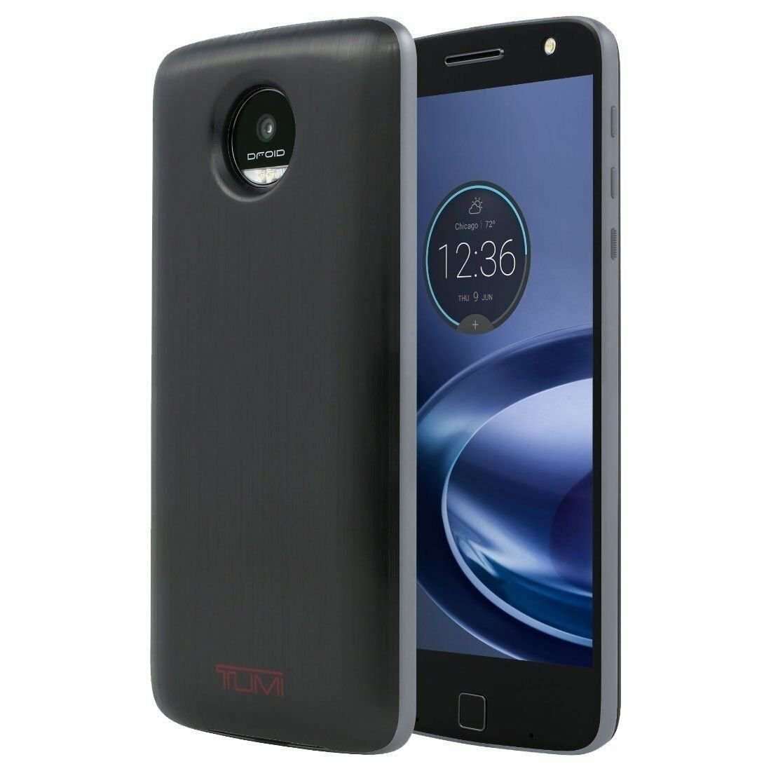 best service a40cb 8e001 TUMI Wireless Charging Power Pack Case MotoMod For Moto Z Force & Z Droid