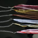 Silk & Rope necklace (Quantity - 6) - Clearance SALE!