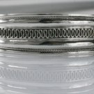 SALE!! - Genuine 925 Sterling Silver Cuffs (Bangles) - Swirl Center