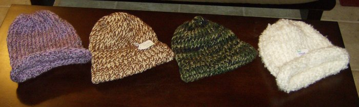 Knitted Caps