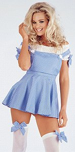 Dororthy Wizard of Oz Fancy Dress Costume