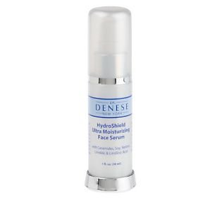Dr. Denese HydroShield Ultra Moisturizing Face Serum, Extra Large 1oz. Size