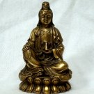 Female Buddha bronze Statue