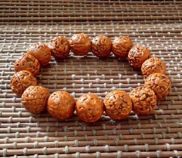 Prayer Beads Stretch Bracelet