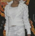 White Jacket for Teen Girl