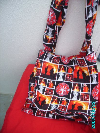 Fire Fighter Purse