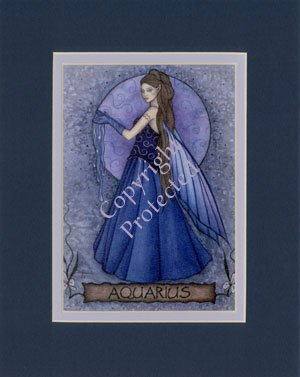 Aquariius Faery, Jessica Galbreth, PJG-03 Aqu