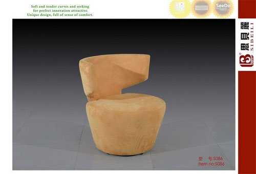 Abstract Chair