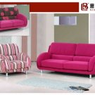 Pink Retro Sofa Set