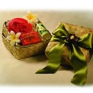 Plumeria Tropical Treat Gift Set