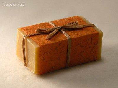 Coco Mango Cold Process Soap