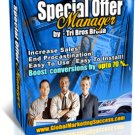Special Offer Manager