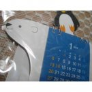 2008 Polar Bear and Penguin Calendar
