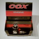 Cox Medallion .049 Radio Control Stunt Engine