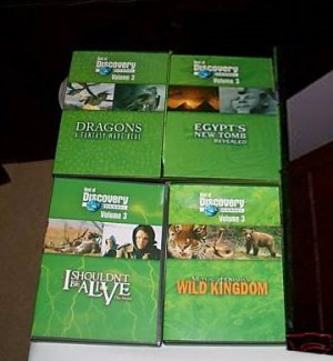 Best of Discovery Channel Volume 3 (4 DVD set)