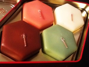L'Occitane Candle Discovery Gift Box