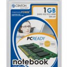 Centon 512MB SODIMM (DDR2-533 PC2-4200 200 pin)