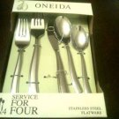 Oneida Garret 20-piece Flatware Service for 4