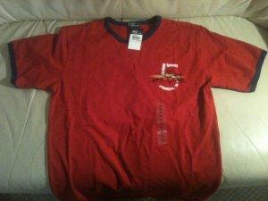 Ralph Lauren T-shirt (red, Boy XL - 16)