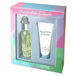 SPLENDOR by Elizabeth Arden - Gift Set - 4.2 oz Eau De Parfum Spray + 3.3 oz Body Moisturizer (W)