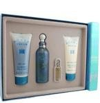 OCEAN DREAM LTD by Designer Parfums ltd - EDT SPRAY 3 OZ & BODY LOTION 3.4 OZ & BODY WASH 3. (W)