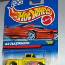 Hot Wheels '56 flashsider yellow #771 5dot wheels