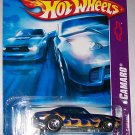 "Hot Wheels 2007 ""67 CAMARO"" NAVY BLUE #42/180 2OF4"