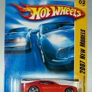 Hot Wheels 2007 NEW MODELS #2 CHEVY CAMARO CONCEPT MF ORANGE