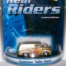 HOT WHEELS 2005 REAL RIDERS CUSTOM 50s FORD