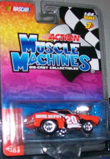 """2005 ACTION MUSCLE MACHINES #20 """"TONY STEWART"""""""