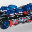 "HOT WHEELS 2007 #157 MYSTERY CAR ""WHAT-4-2"" BLK"