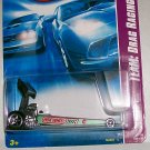 "HOT WHEELS 2008 ""TEAM DRAG RACING SERIES"" ""DRAGSTER"""