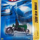"HOT WHEELS 2008 NEW MODELS #6 ""DRAGTOR"" BRAND NEW HTF"