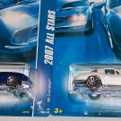 "Hot Wheels 2007 ALL STARS #150 ""63 CORVETTE"" 2 VARI."