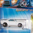 "Hot Wheels 2005 REALISTIX SERIES #5 FE ""69 FIREBIRD"" 5S"