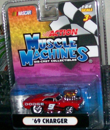 "2005 ACTION MUSCLE MACHINES #9 ""KASEY KAHNE"""