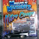 "2004 MUSCLE MACHINES NITRO COUPE ""CHICAGO EXPRESS"" 57 CHEVY ""RANDY ADLER"""