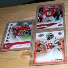 "PRESS PASS 2007 ""TROY SMITH"" 3 CARD ROOKIE LOT"