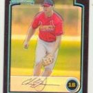 "2003 BOWMAN CHROME ROOKIE OF CARDINALS 1ST BASEMAN ""CHRIS DUNCAN"""