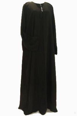 The Classic Saudi Abaya