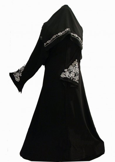 The Diamond Tiara Abaya