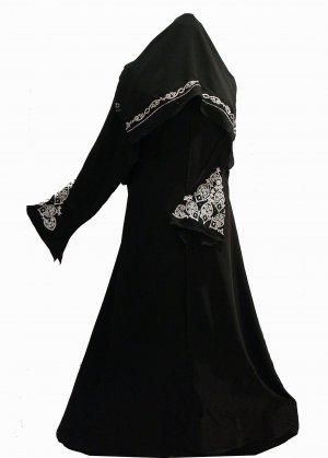 The Diamond Tiara Abaya