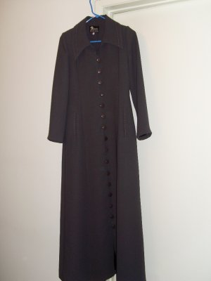 Sajeda Jilbab long coat