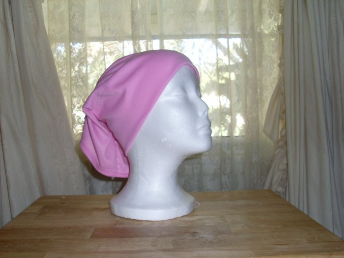 Candy Pink underscarf hijab