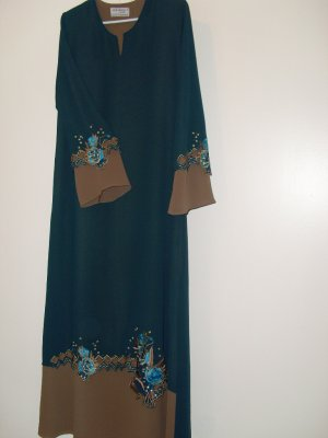 Al Karam abaya / jilbab